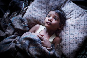 Sunny Pawar stars in LIONPhoto: Mark Rogers